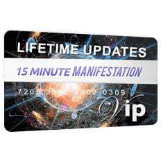 15 Minute Manifestation Bonus